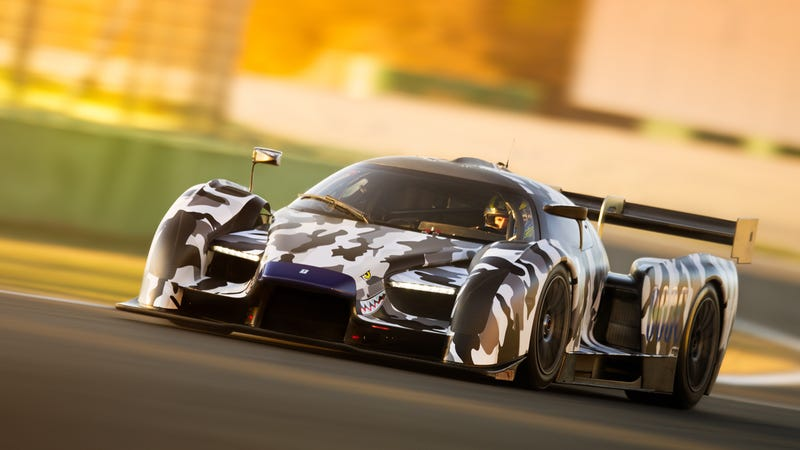 Illustration for article titled Jim Glickenhaus Now Has Two SCG003Cs Racing Around The World