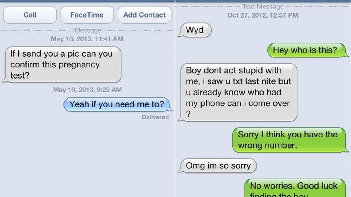 How to Respond to Texts From Strangers Without Ruining Lives