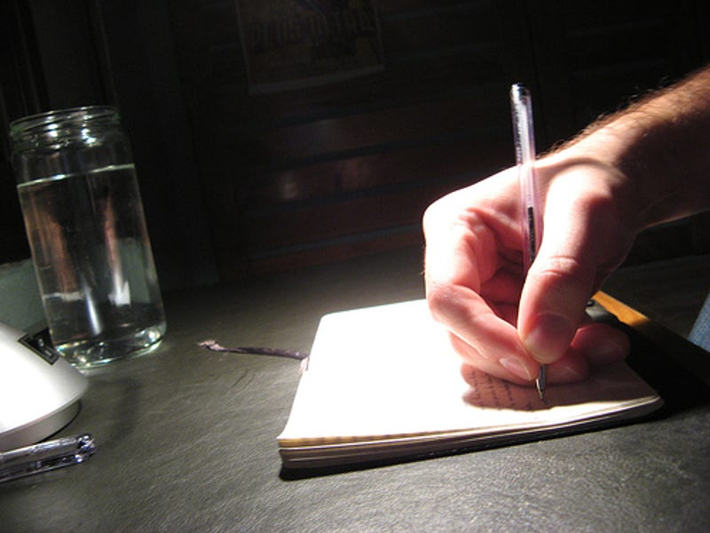 creative writing therapy groups