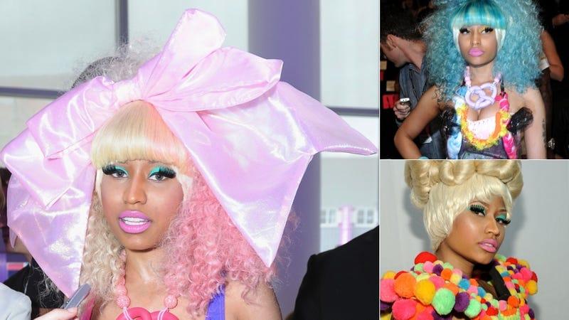 Illustration for article titled Nicki Minaj's Hairstylist Speaks