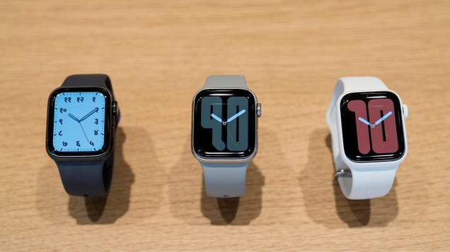 Apple Says It Will Fix Apple Watches That Don't Charge in Power Reserve Mode for Free