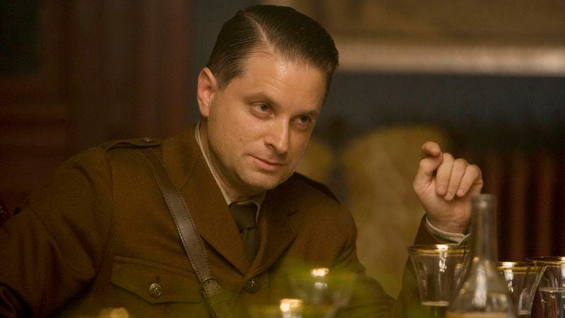 Illustration for article titled Boardwalk Empire's Shea Whigham to star in Marvel's Agent Carter