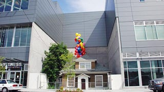 "House that inspired ""Up"" is disrepair today"