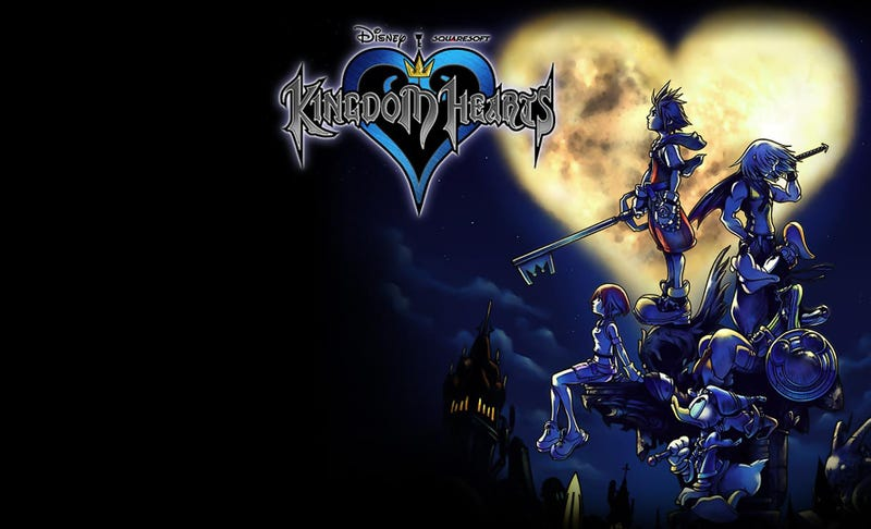 Illustration for article titled Kingdom Hearts In Review, Part Two: Kingdom Hearts (2002)