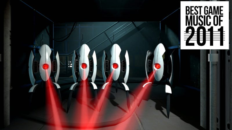 Illustration for article titled The Best Game Music of 2011: Portal 2