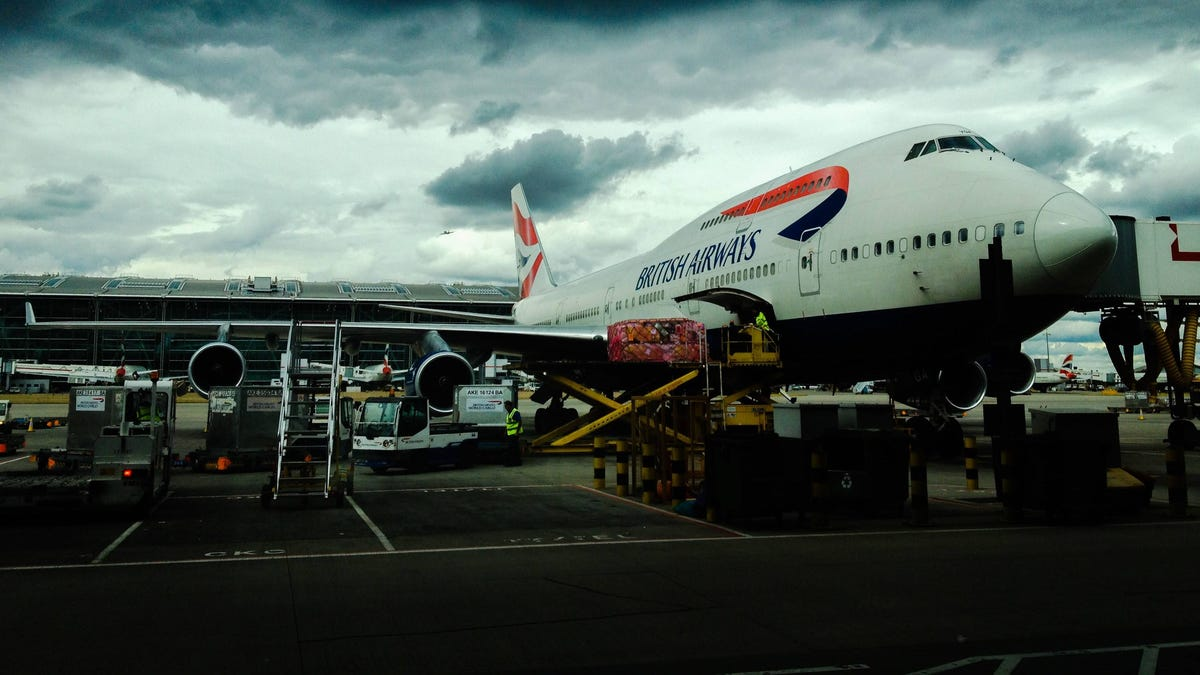 Even If You Aren't Flying to England, This British Airways Visa Welcome Offer Is Worth a Look