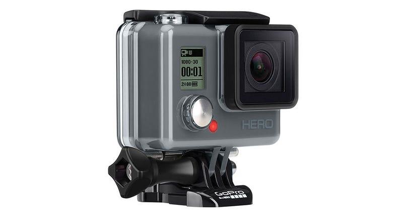 Illustration for article titled GoPro prepara una cámara de acción más barata: la GoPro Hero