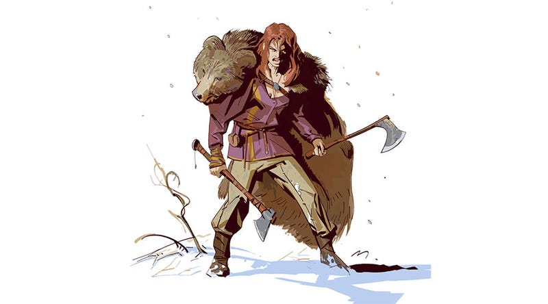 Illustration for article titled Winter Fury