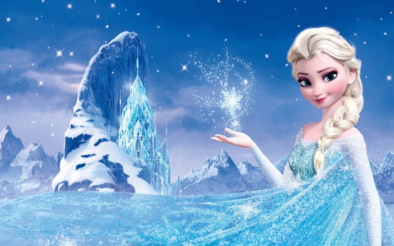 how much energy would you need to replicate elsa s powers in frozen