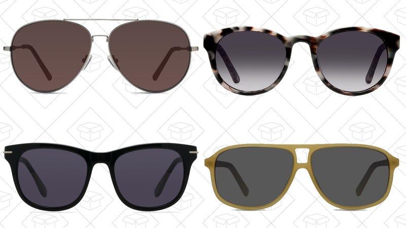 BOGO sunglasses at EyeBuyDirect with code SUNGBOGO