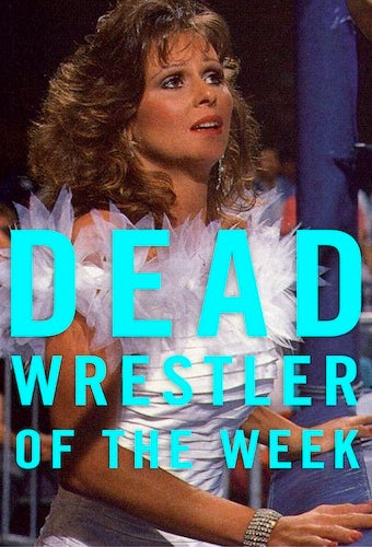 Illustration for article titled Dead Wrestler Of The Week: Miss Elizabeth