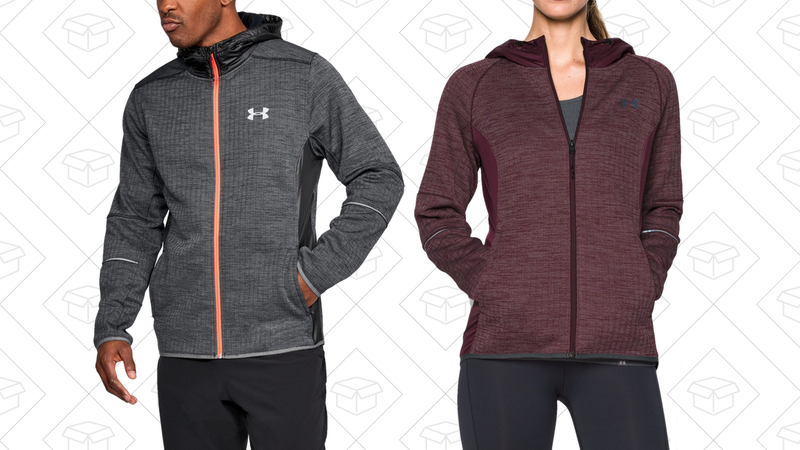 25% off Under Armour Swacket