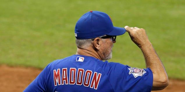 Joe Maddon Used Some Advanced Tactics
