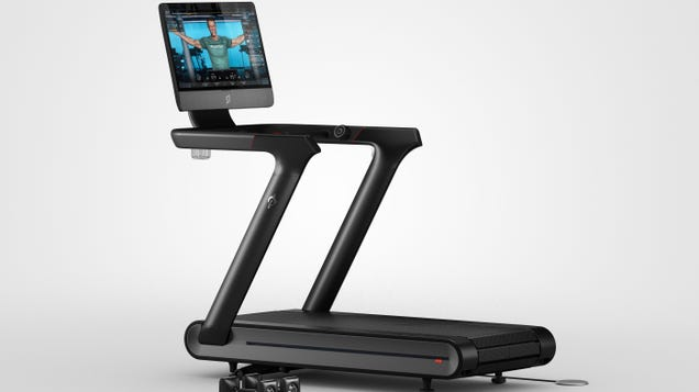 Peloton Resists Federal Safety Recall for Treadmill Tied to Child s Death