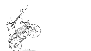 Illustration for article titled A Gopher Blasts His Shotgun And Pops A Wheelie