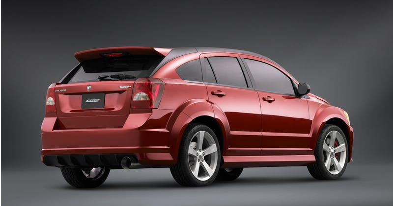 The Dodge Caliber: Is It So Bad That It's Now Good?
