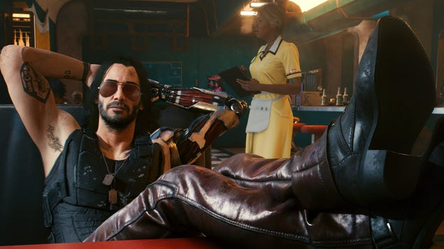 Beware the Cyberpunk 2077  Free Download  Cyberscam