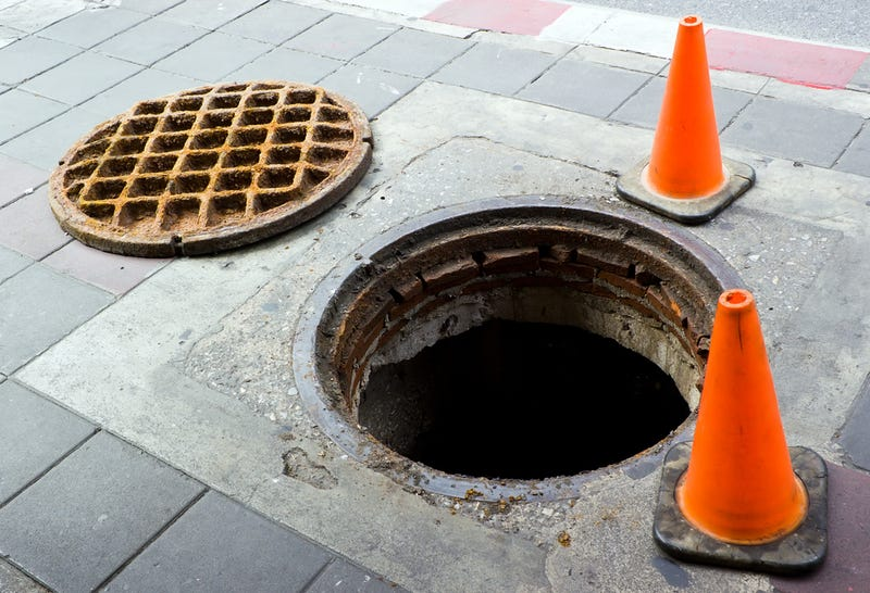 Illustration for article titled Manholes In D.C. Are So Full of Methane They're Ready to Explode