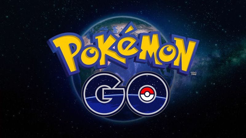 Pokémon Go logo (Screenshot: YouTube)