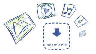 Illustration for article titled Minus Is a Simple Drag-and-Drop File Sharing Service for the Web, Your Desktop, and Phone