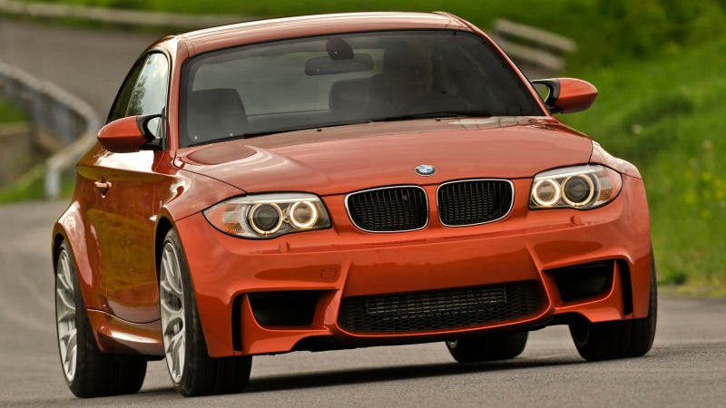 Illustration for article titled BMW 1 Series M Coupe gallery