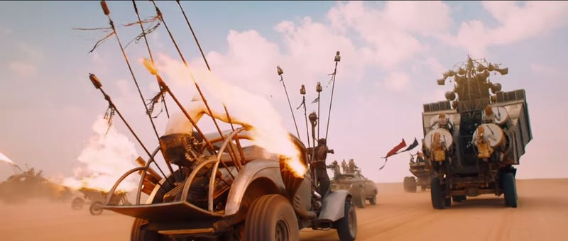 My Thoughts on Fury Road