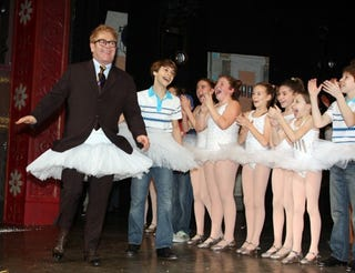 Illustration for article titled Elton John And His Band Of Tiny Dancers