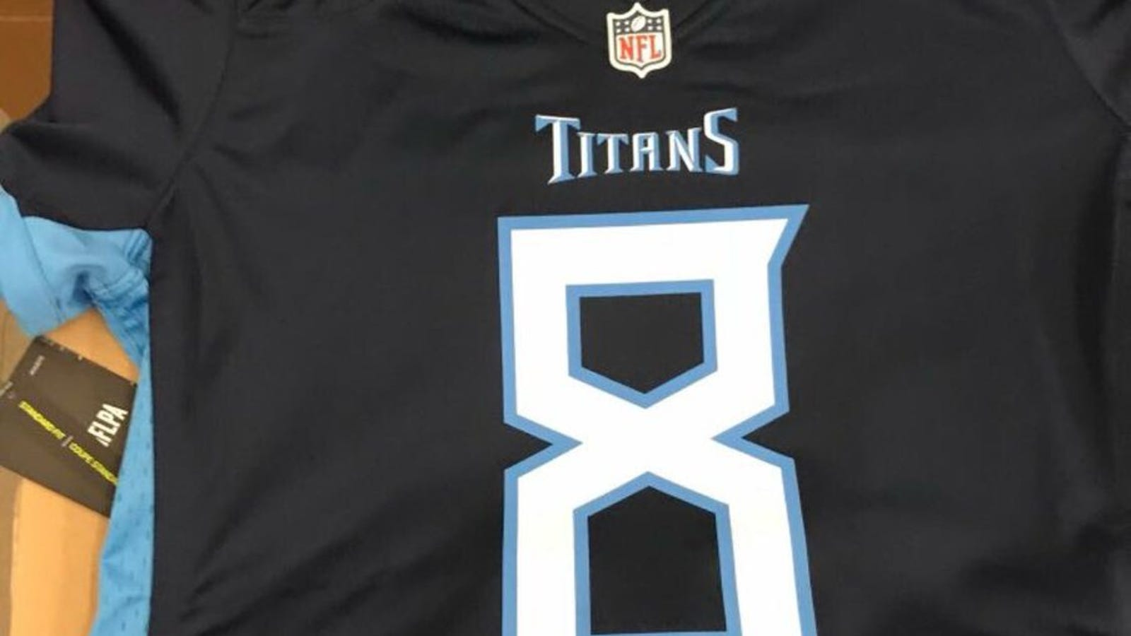 576959a11508 This Is Probably The New Titans Jersey