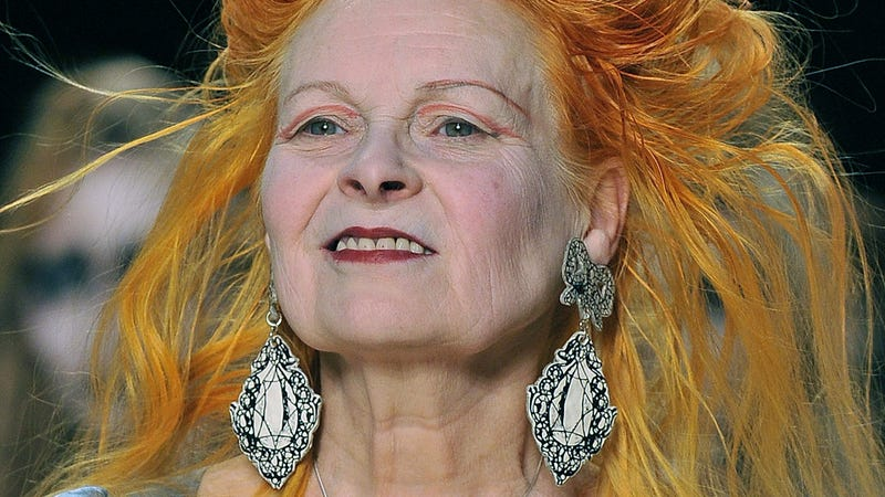 Illustration for article titled Dame Vivienne Westwood Hates What You're Wearing