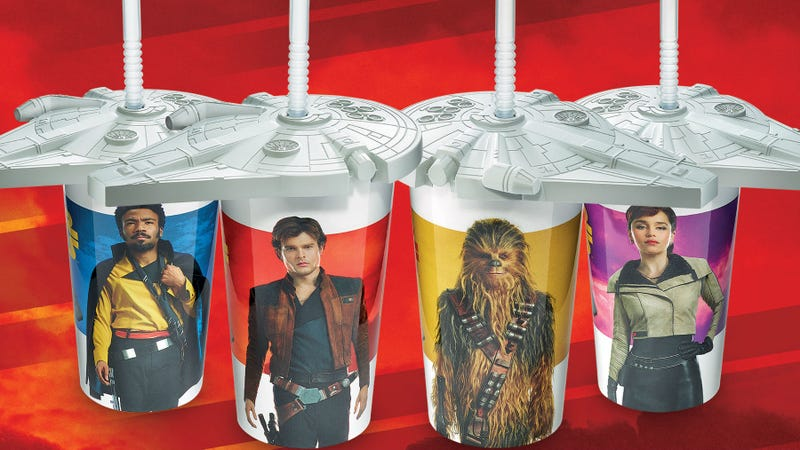Solo collector's cups available at Denny's.