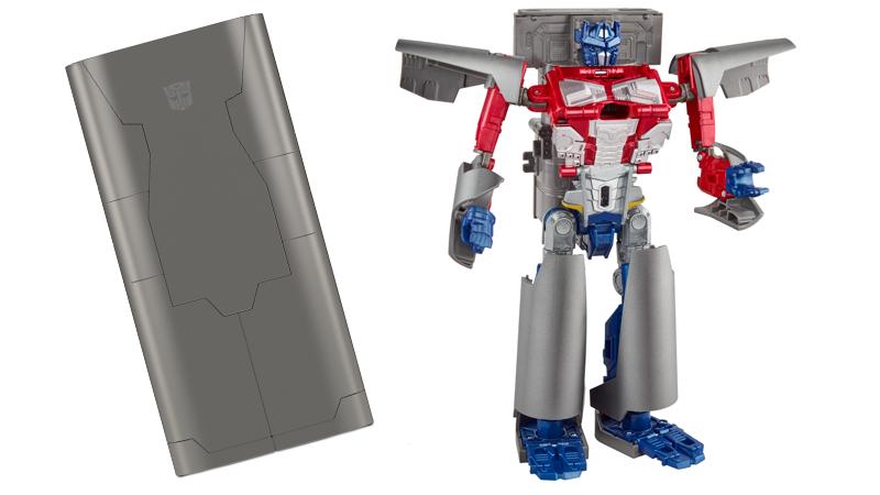 La propia convención de Hasbro le venderá un transformador gigante ...