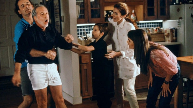 With What About Bob?, Disney buried subtle references to stealing money from Richard Dreyfuss into the film itself