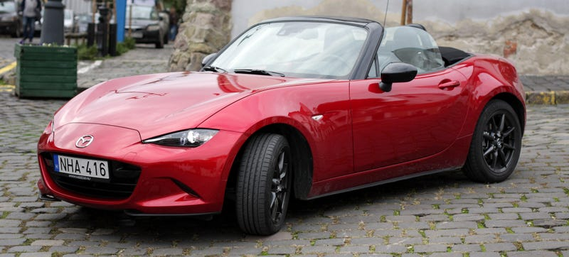 Ilration For Article Led The 1 5 Liter 2016 Mazda Miata Is Only Test Car