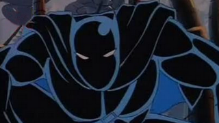 The Black Panther in the 1994Fantastic Fouranimated seriesWikimedia Commons