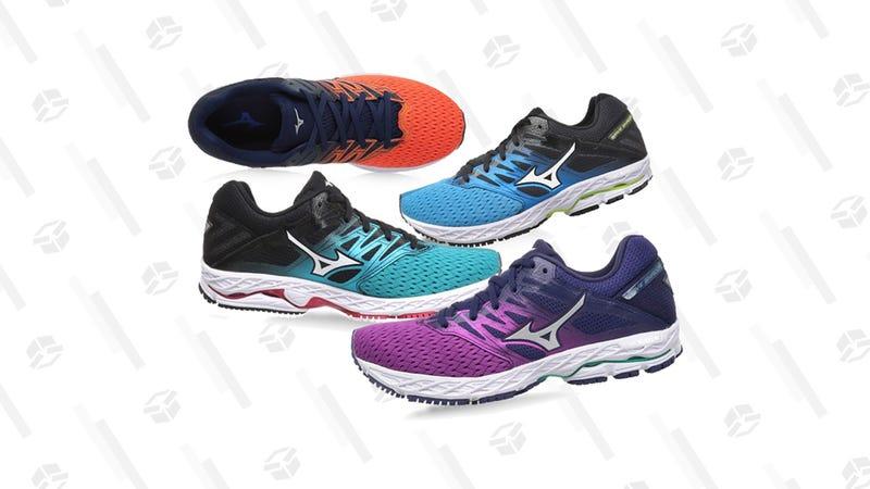 Mizuno Men's and Women's Running Shoe Sale | Woot