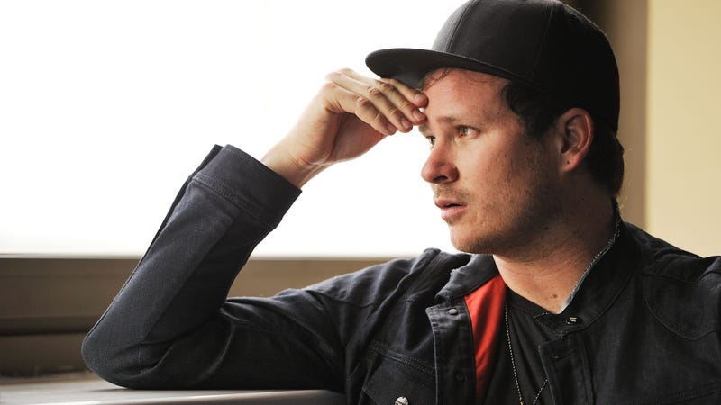 Heartbreaking: Tom DeLonge Posted A 4-Hour Video Of Himself Getting A Prostate Exam From Aliens But Everyone Ignored It Because He's Been So Annoying With Alien Stuff For So Long It Doesn't Really Stick