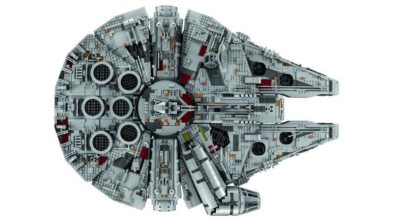 La De El Grande Es Réplica Lego Set Más Una Increíble Historia f76yYbgv