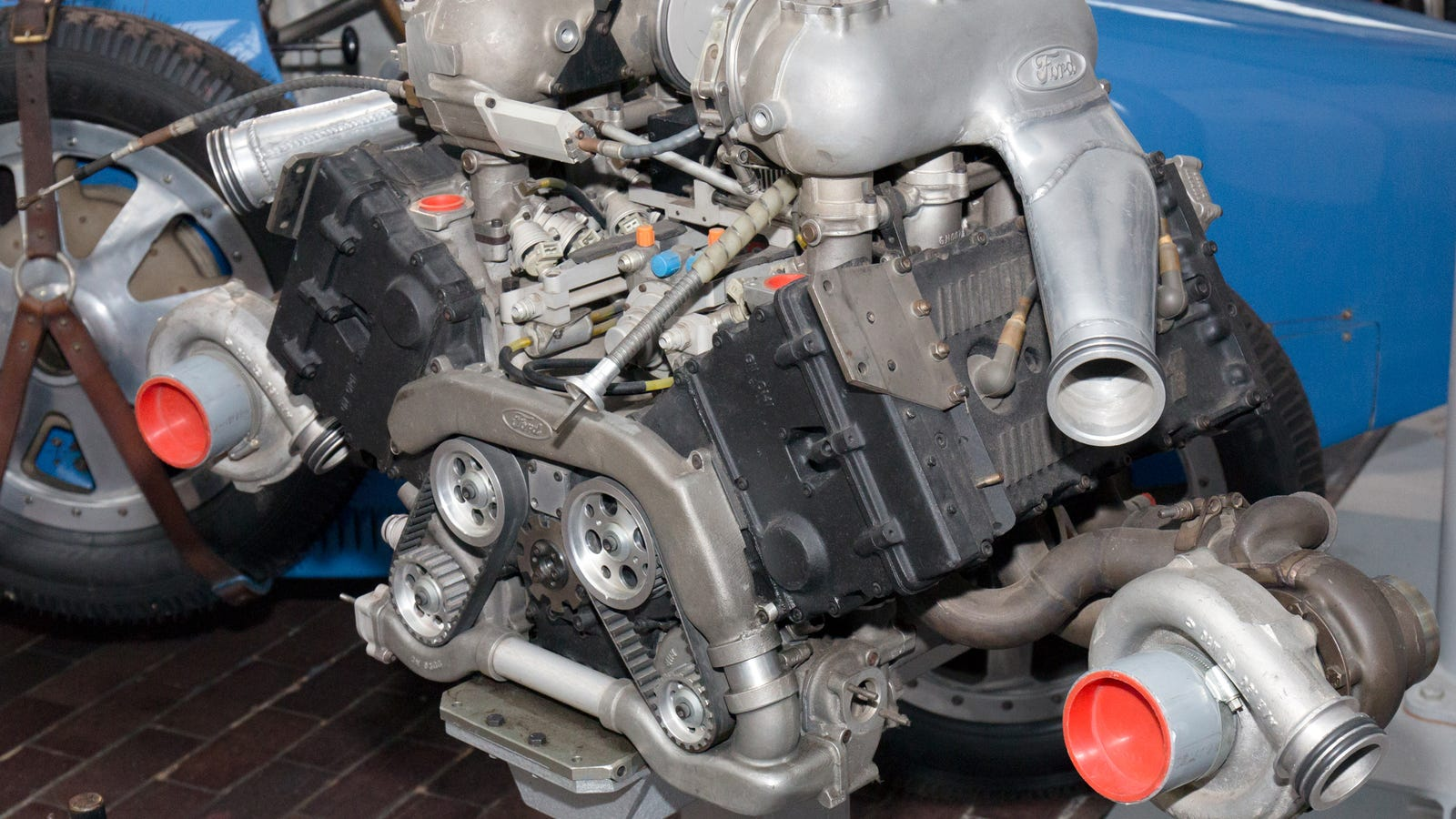 The 1000 Horsepower Ford Turbo Engine Nobody Remembers