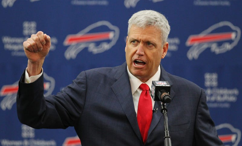 Illustration for article titled Rex Ryan Still Doesn't Mind Not Really Having A QB