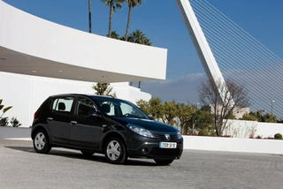Illustration for article titled Dacia Sandero Launches In Europe, Offers French Quality At Romanian Cost