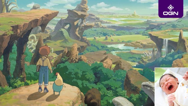 'Ni No Kuni': Remastering Done Right, But Gameplay Is Marred By My Newborn Son's Constant Screaming
