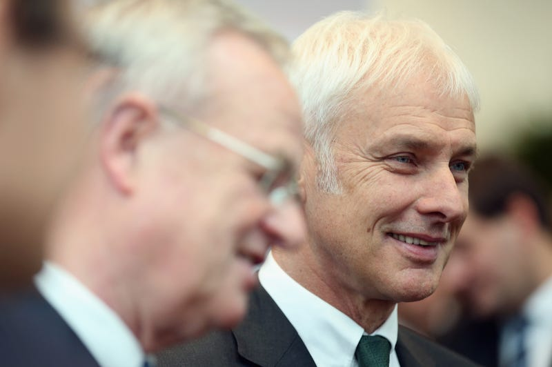 Illustration for article titled REPORT: VW CEO Martin Winterkorn To Be Replaced ByMatthiasMüeller