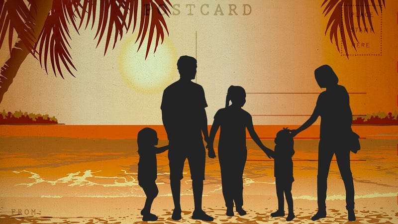 Illustration for article titled How to Survive a Family Vacation as an Adult