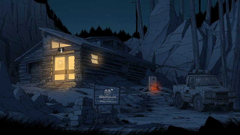 Illustration for article titled Welcome To The Spooky-Ass Park Information Center