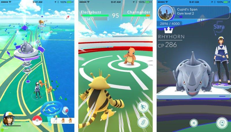 Illustration for article titled Pokémon Go ya está disponible en Latinoamérica
