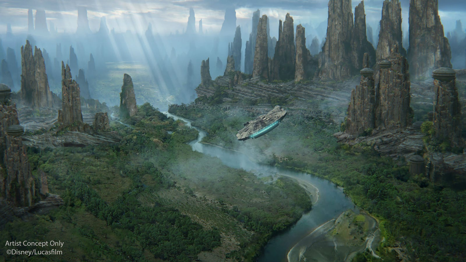 QnA VBage Star Wars: Galaxy's Edge—The 77 Most Fascinating Things We Learned on Our Trip