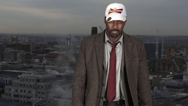 Illustration for article titled Fox is remaking Luther for American audiences