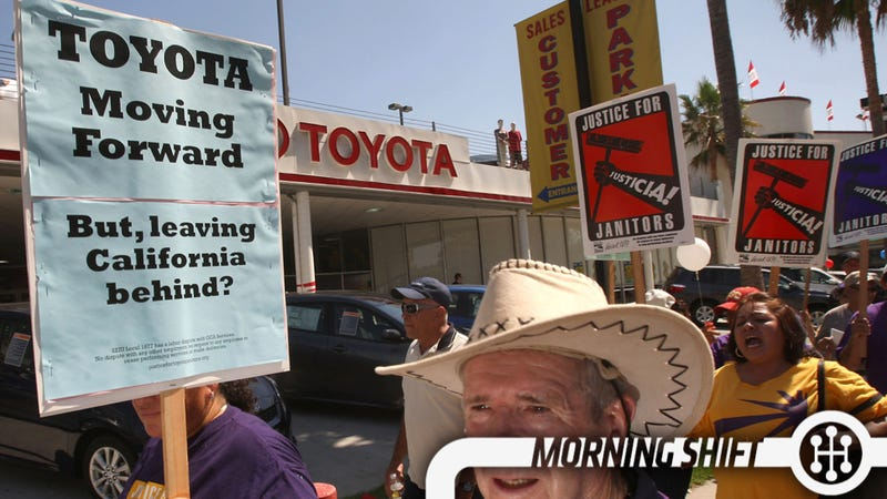 Illustration for article titled How Screwed Are Toyota Employees In California?