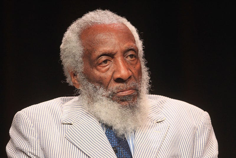 Dick gregory the white mans arrogance