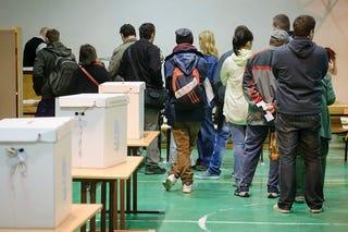 Illustration for article titled Van szavazókör, ahol csak kérésre adnak országos listát (frissítve)